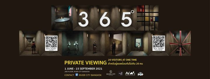 365° EXHIBITION BY EUGENIO RECUENCO | Event in Bangkok | AllEvents.in