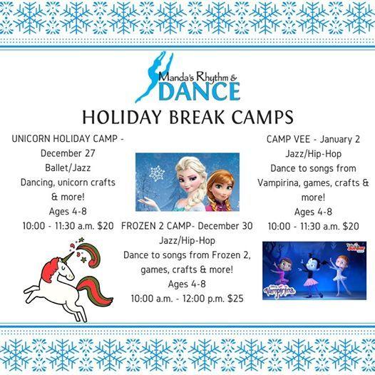 Unicorn Holiday Camp