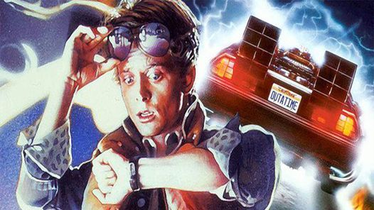 Dec.7: Back to the Future (Film), 7 December | Event in Waynesboro | AllEvents.in