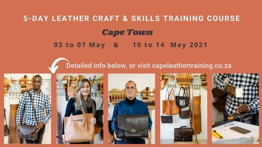 Cape Town : 5-Day Leather Craft Course, 3 May | Event in Cape Town | AllEvents.in