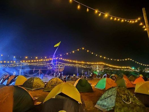 Every Weekend Night Camping Trip to Kund Malir Beach & Princess of Hope, 27 February | Event in Karachi