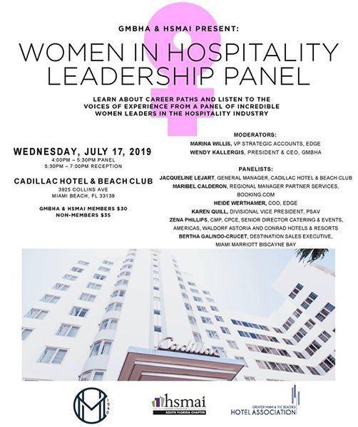 Women In Hospitality Leadership