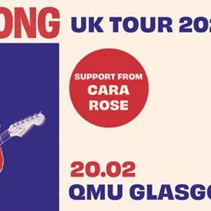 Cory Wong (Vulfpeck)  Cara Rose at QMU Glasgow