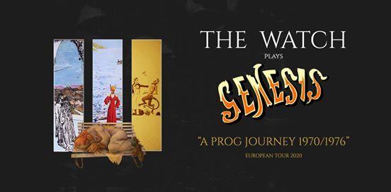 Avlyst  The Watch plays Genesis  Panzerpappa  John Dee