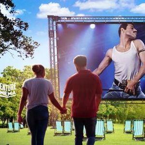 Bohemian Rhapsody Outdoor Cinema Experience in Gateshead