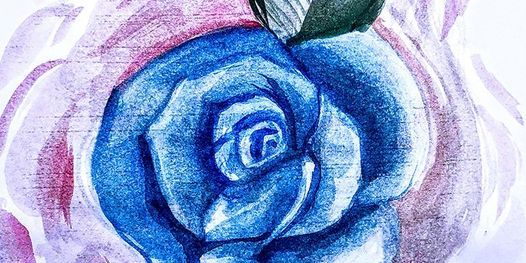 Watercolor Basics  The Rose