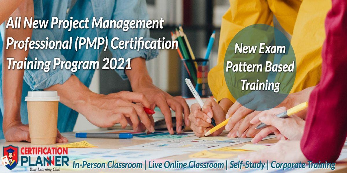 New Exam Pattern PMP Training in Dayton, 27 September | Event in Dayton | AllEvents.in