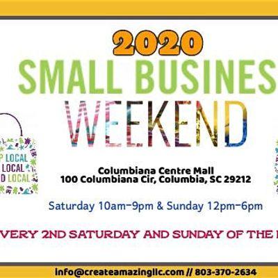 Small Business Weekend Pop-Up Shop