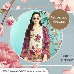 Fashionista Wedding Special Exhibition -Nagpur