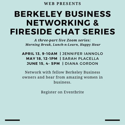 Berkeley Business Networking and Fireside Chat Series
