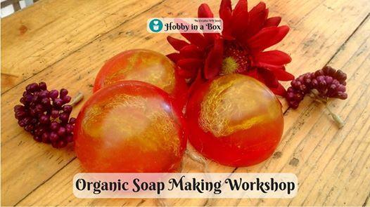 Mumbai - Organic Soap Workshop - 31 August 2019 at Tea