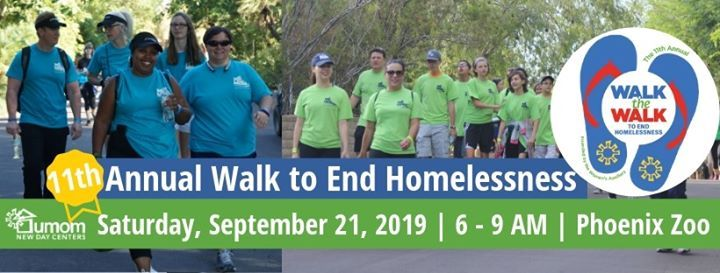 11th Annual Walk to End Homelessness