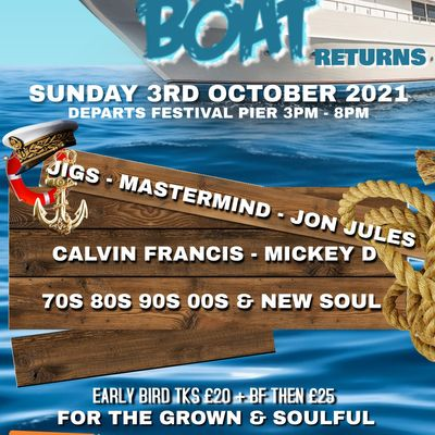 The Souled Up Soul Boat