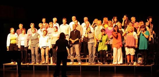 Maidenhead Community Choir Autumn Term