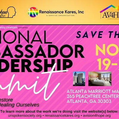 2021 National Ambassador Leadership Summit