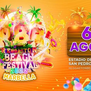Reggaeton Beach Festival 2022 (Marbella)