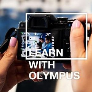 Learn with Olympus Macro Photography (free livestream)