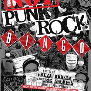 NOT Punk Rock Bingo at The Ship