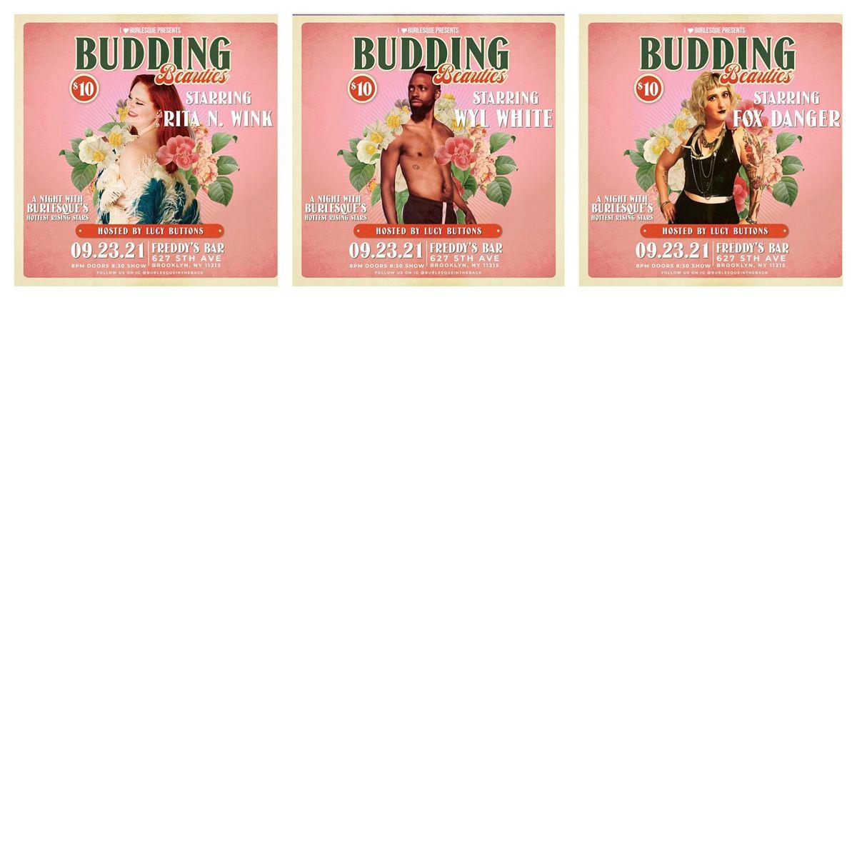 Budding Beauties Burlesque, 23 September | Event in Brooklyn | AllEvents.in