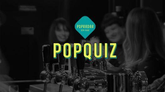 Popradar Popquiz, 29 October | Event in The Hague | AllEvents.in