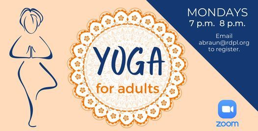 Adult Yoga for Beginners   Event in Red Deer   AllEvents.in