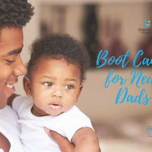 Boot Camp for New Dads Virtual Workshop