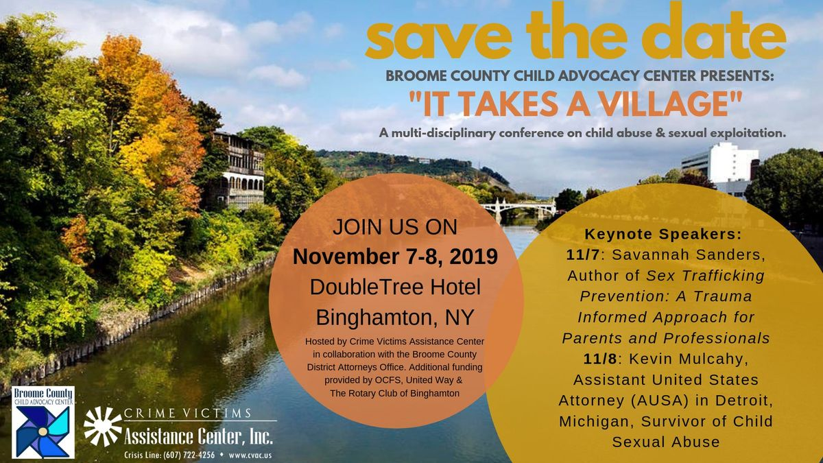 Broome County CAC Presents: