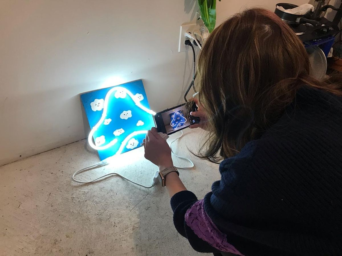 FUN AND NEON SIGN MAKING (Sustainable Energy)   Event in Tulum   AllEvents.in
