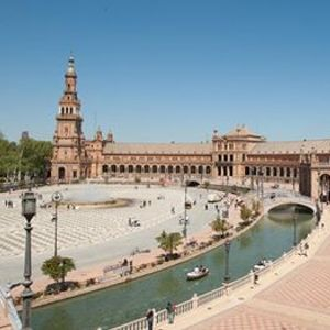 """Sevilla  &quotThe Capital of Andalusia"""""""