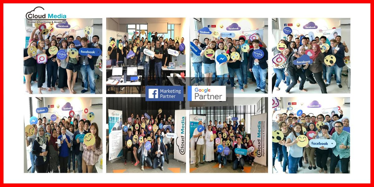 Facebook Partner- Facebook&Instagram Advertising Workshop (Beg + Int + Adv), 24 May   Event in Kuala Lumpur