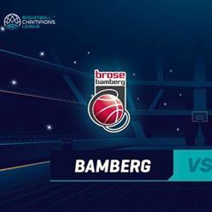 Bamberg v VEF Riga