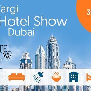 Pomorskie firmy na Targach The Hotel Show Dubai 2021
