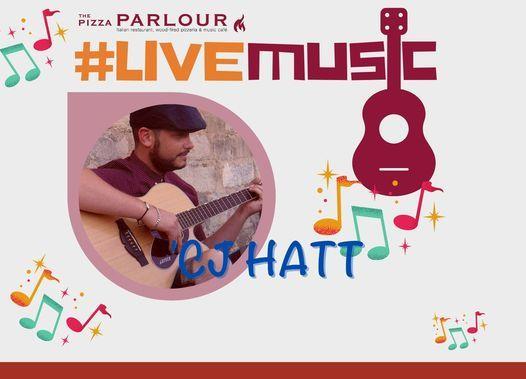 #LiveMusic: CJ Hatt, 9 August   Event in Peterborough   AllEvents.in