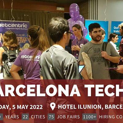 Barcelona Tech Job Fair