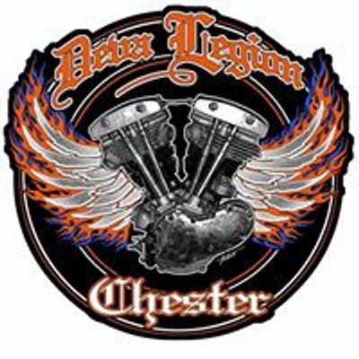 Deva legion H.O.G. Chapter, Chester UK