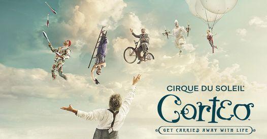 Cirque Du Soleil: Corteo / Royal Arena / 13.-16. januar 2022, 13 January | Event in Copenhagen | AllEvents.in