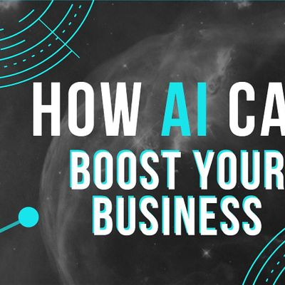 How AI Can Boost Your Business  w Ryan Shirzadi of Tekrevol