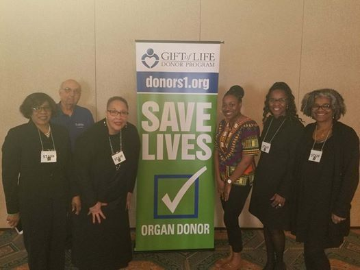 New Volunteer/Ambassador Orientation at Gift of Life Donor