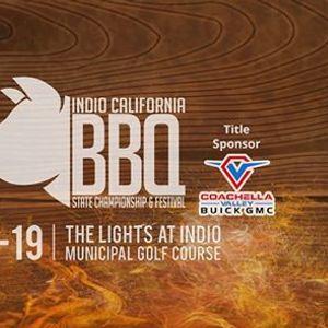 Indio California BBQ State Championship and Festival