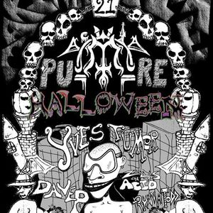 Making Time PURE HALLOWEEN with Yves Tumor & Dave P.