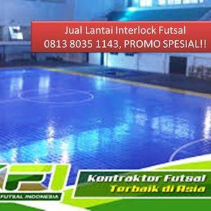 Harga Lantai Interlock Lapangan Futsal Jakarta Selatan