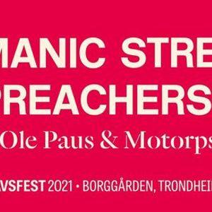 Manic Street Preachers  Ole Paus & Motorpsycho - NY DATO 2021 Live
