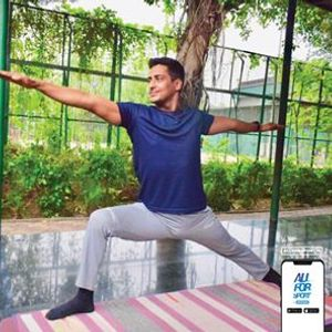Lets YOGA-fy with Naveen