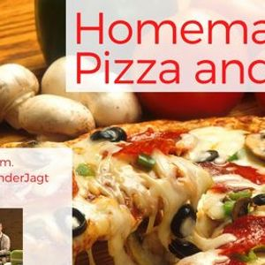 Homemade Pizza and Pasta Interactive Cooking Class