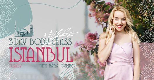 Istanbul: 3-day Body Class, 6 August | Event in Tekirdað | AllEvents.in