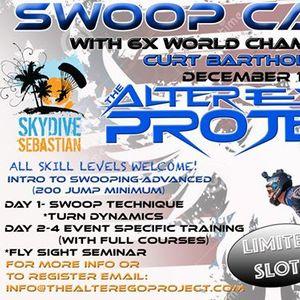 Swoop Camp-Skydive Sebastian
