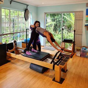 In-Studio Pilates Reformer Course