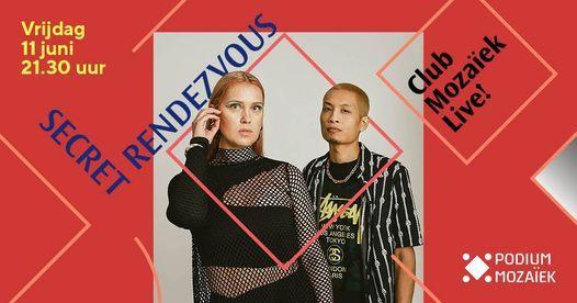Club Mozaïek Live: Secret Rendezvous | Event in Amsterdam | AllEvents.in