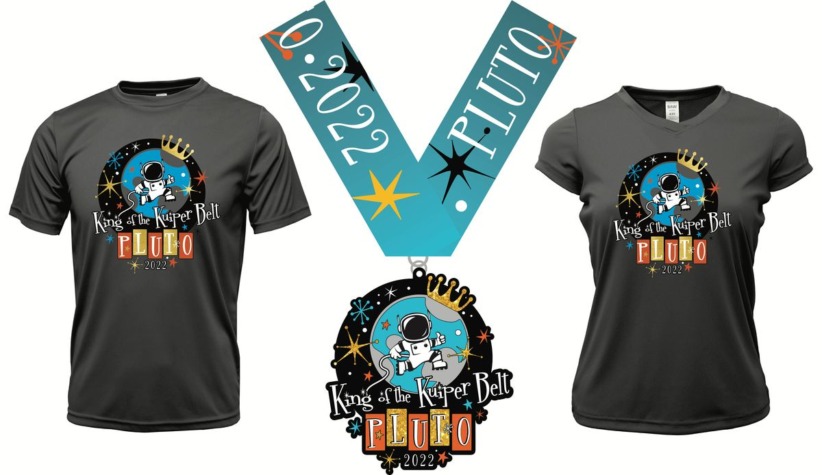 Save 40%! PLUTO: King of the Kuiper Belt  - Run and Walk Challenge!, 1 January | Event in Chattanooga | AllEvents.in
