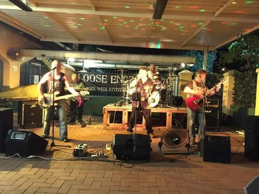 Loose Endz Rocks The Swan View Tavern, 21 August | Event in Orange Grove | AllEvents.in